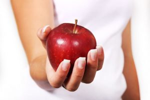 apple start losing weight