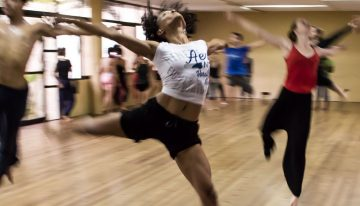 Weight loss with Zumba time
